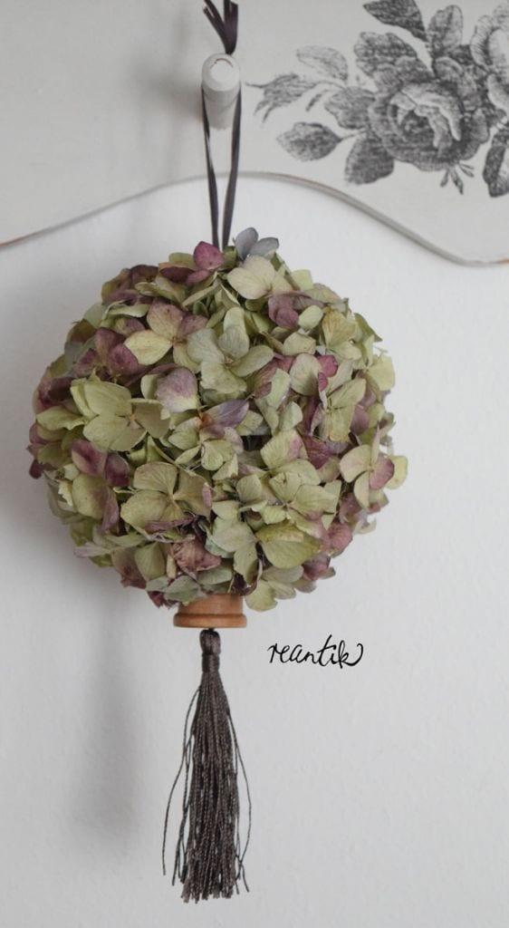 hortenzia pomander - 11 cm